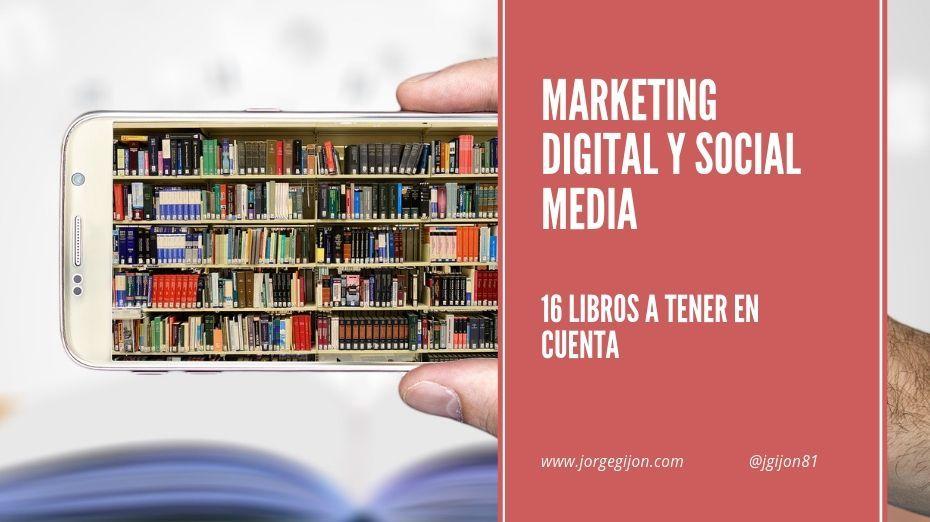 libros de marketing digital y socialmedia